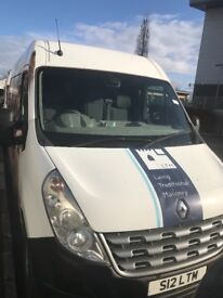 60 reg Renault Master only 1 previous owner