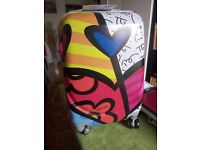 New and good quality suitcase! 2 years gurantee