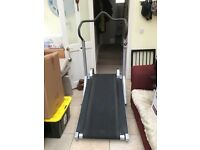 Magnetic Nessfit World Treadmill Walker