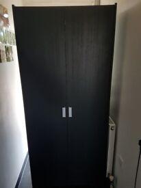 Black Wardrobe Sold As Seen