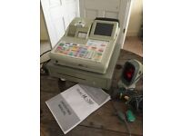 Electronic Cash Register with Bar Code Reader- Model Geller 70WA / ML 790