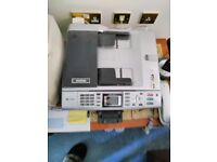 FREE Brother MFC-440CN Fax, scan, print, copy ink jet but colour not working