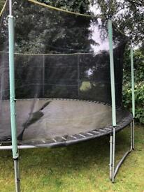 Free 15ft trampoline