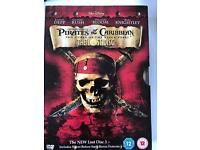 Pirated of the Caribbean the course of the black pearl