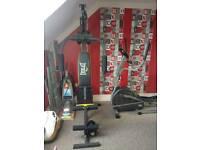 Everlast multi-gym