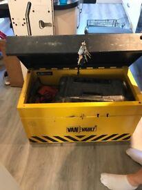 Van vault 2 for sale good condition