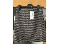 NEW Warehouse Skirt Size 8
