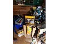 Garden shed contents sale