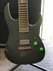 Ibanez Apex 2 seven 7 string guitar Korn Munky Signature