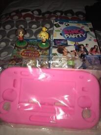 Wii U games and accessory