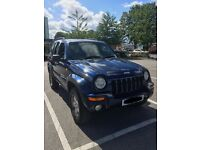 Jeep Cherokee 3.7 V6 petrol ( 208bhp ) 4X4 Auto Limited