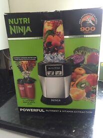 Ninja blender never been used