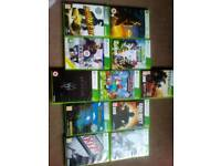 11 xbox 360 games