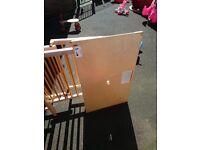 Three level baby cot