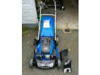 Hyundai S/P Lawnmower. 《 End of season Price Reduction. 》