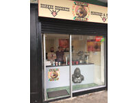Popular Fully Functioning Shake & Dessert Shop To Rent (Business For Sale- £4,995 o.n.o.)