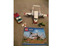 Lego city ambulance and air rescue