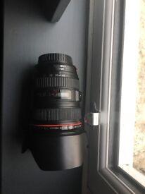 EF Canon lenses 24-105mm
