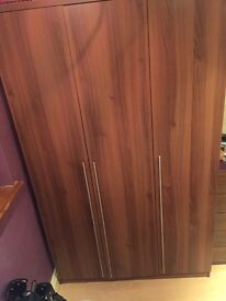 Wardrobe and Chest of Drawer