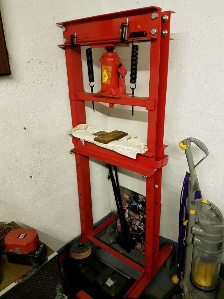 Hydraulic Press In Aberdeen Gumtree