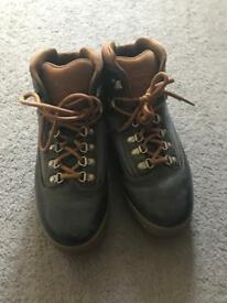 Men's timberland boots size 8.5