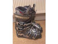 Nordica W 8 GT-S Ski Boots, Size 5, 24.0/24.5