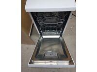 Dishwasher Slimline Bosch White