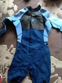 3mm ladies wetsuit