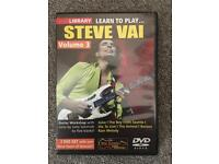 Lick Library- Learn To Play Steve Vai Vol 3