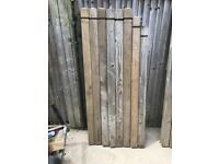 8 x Deluxe 4 x 4 Fence Posts