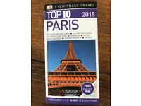 DK Top Ten Paris guidebook 2018