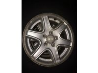 4 tyres for Jeep ( Alloy Wheels) 235/70/16
