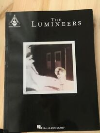 The Lumineers - Guitar tab book - Hal Leonard