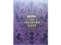 Harry Potter - the Creature Vault * NEW *