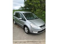 2007 FORD GALAXY NEW MODEL 7 SEATER DIESEL, NOT SHARAN OR ALHAMBRA
