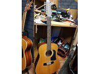 Aria 12 string guitar great condition
