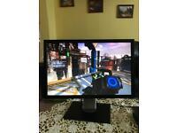 """Dell 22""""inch Gaming monitor-HDMI-DisplayPort - VGA -DVI - perfect condition"""