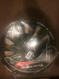 "Citroen C2 wheel trims (spark black) (limited edition) 14"""