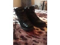 Men high tops shoes