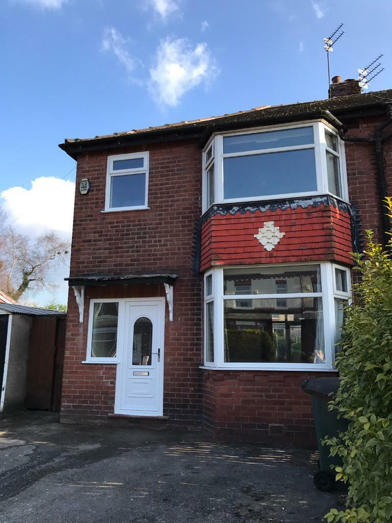 3 bed semi in rhodes to rent | in middleton, manchester | gumtree