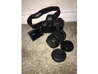 Canon DSLR 700D camera