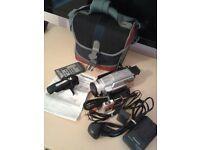 Panasonic nvds29 camcorder.