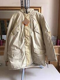 Timberland Fur Hooded Parka Jacket (New)