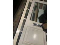 2 x Glazed doors for Collection - £20