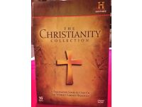 Christianity - The Collection - History Channel DVD collection