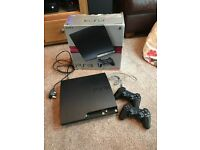 Sony Playstation PS3 - 250GB with 2 handsets, fully working £89 ono