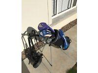 Mizuno t-zoid golf clubs (full set)