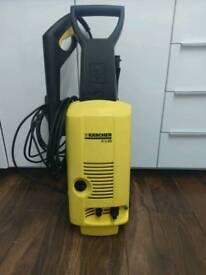 Karcher k3 pressure washer jet wash 120bar