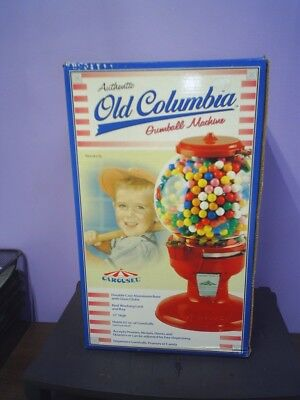 Best Christmas Gift New Columbia Gum machine Carousel Free shipping on this