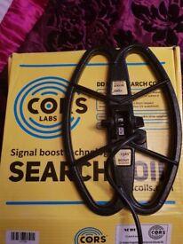 Teknetics G2-G2+ CORS LAB SEARCH SHOUT COIL 12.5 X 8.5
